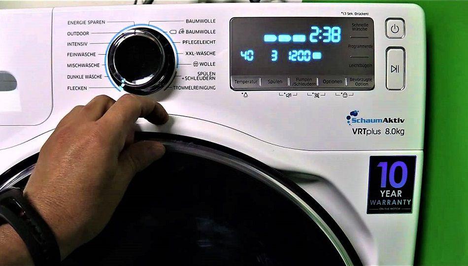 تعمیر ماشین لباسشویی سامسونگ در کرج